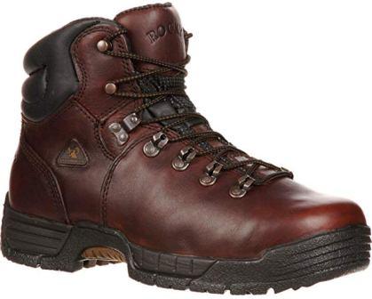 Rocky Men's Mobilite Six Inch Steel Toe Work Boot