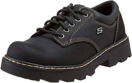 Skechers Women's Parties Mate Oxford Shoes
