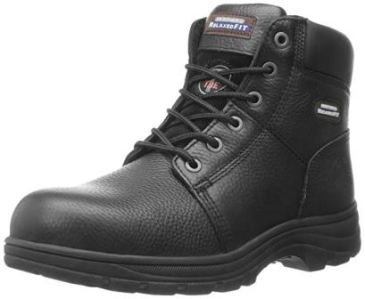 Skechers for Work Workshire Steel Toe Boots