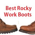Top 15 Best Rocky Work Boots Reviews in 2020 - Complete Guide