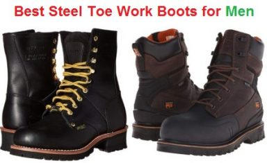 Top 15 Best Steel Toe Work Boots for Men 2019