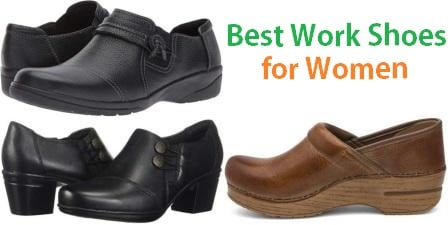Top 15 Best Work Shoes for Women in 2019