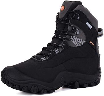 XPETI Men's Thermator Mid-Rise Outdoor Boots