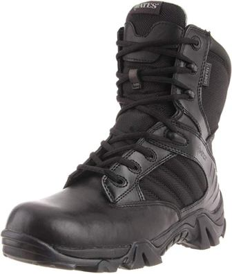Bates Men's GX-8 Zip Work Boot
