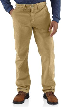 Carhartt Rugged Work Cargo Pants For Men Relaxed Fit