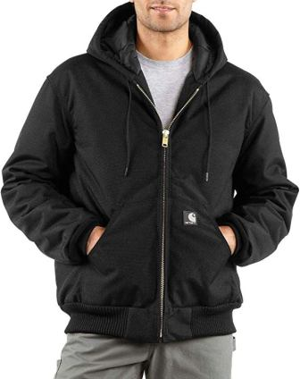 Carhatt Men's Arctic Quilt Jacket