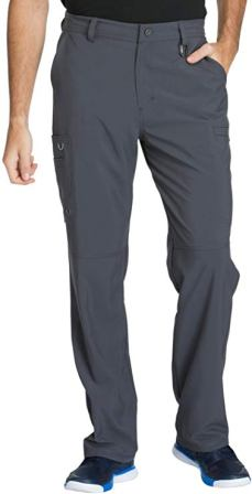 Cherokee CK200A Infinity Fly Front Cargo Pants For Men