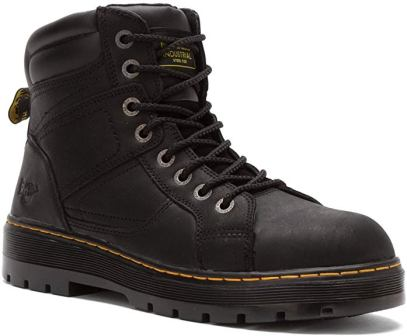 Dr. Marten Duct Steel Toe Boot