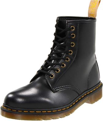 Dr. Martens 1460 Smooth Leather Ankle Boot