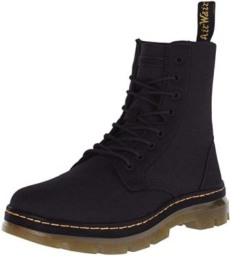 Dr. Martens Combs Nylon Utility Boot