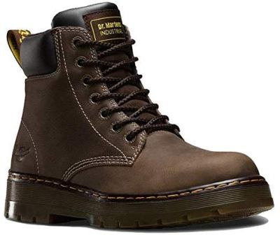 Dr. Martens Winch Soft Toe Light Industrial Boot