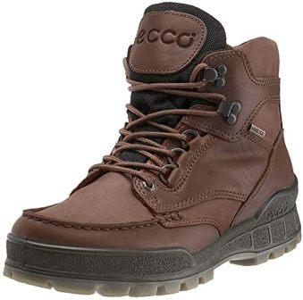 ECCO Men's Track II High GORE-TEX waterproof outdoor hiking Boot