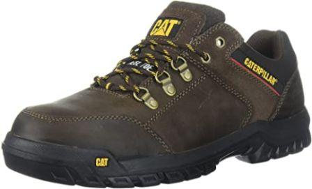 HICO Men's Low Cool Steel Toe Safety Work Shoe