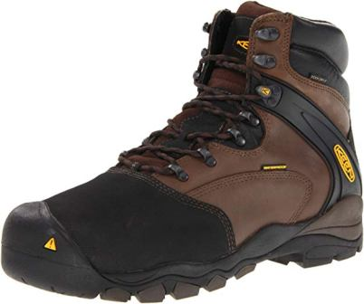 KEEN Utility Men's Louisville 6-inch Internal Met Work