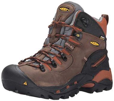 KEEN Utility Men's Milwaukee 6″ Steel Toe Work Boot