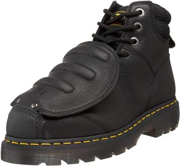 Martens Men's Ironbridge MG ST Steel-Toe Met Guard Boot