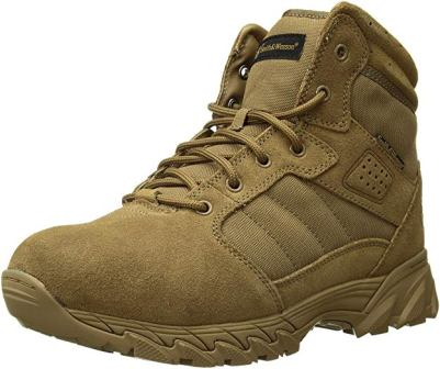 Smith & Wesson Men's Breach 2.0 Side Zip Boot