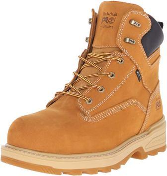 "Timberland Pro Men's 6"" Resistor Composite Toe Work Boot"