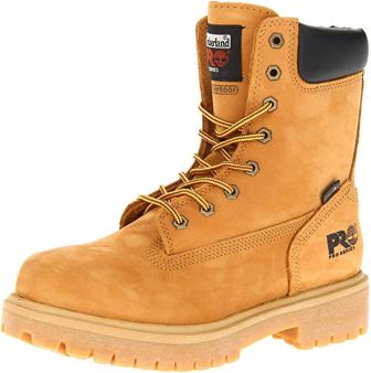 "Timberland Pro Men's Direct Attach 8"" Soft Toe Work Boot"