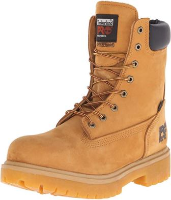 "Timberland Pro Men's Direct Attach 8"" Steel Toe Work Boot"