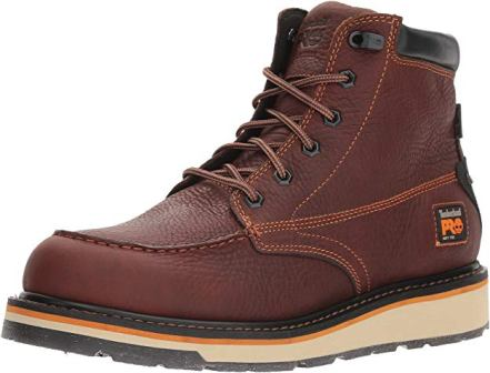 Timberland Pro Men's Gridworks Moc Soft Toe Industrial Work Boot