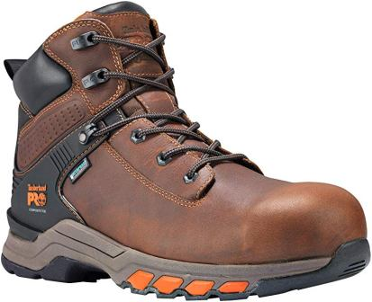 "Timberland Pro Men's Hypercharge 6"" Composite Toe Industrial Work Boot"