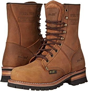 Top 15 Best Logger Work Boots in 2020 - Ultimate Guide