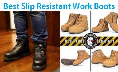 Top 15 Best Slip Resistant Work Boots in 2019