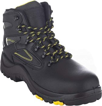 EVERBOOTS STEEL TOE INDUSTRIAL WORK BOOTS