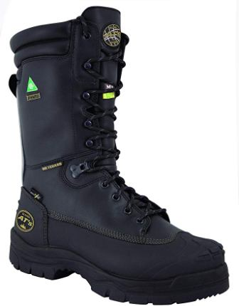 OLIVER 65 SERIES PUNCTURE-RESISTANT MINING BOOTS