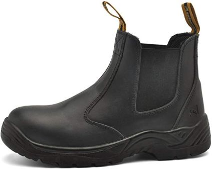 SAFETOE Unisex Work Boots