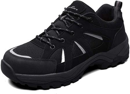 Silentcare Steel Toe Shoes