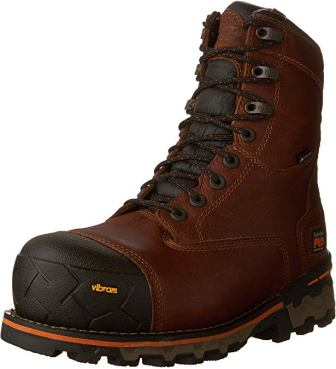 "TIMBERLAND PRO BOONDOCK 8"" INDUSTRIAL BOOT"
