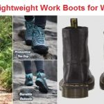 Top 15 Best Lightweight Work Boots for Women in 2020