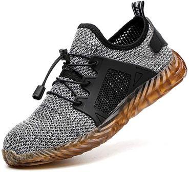 VEJUMBO Steel Toe Shoes