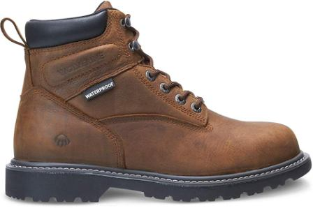 WOLVERINE FLOORHAND PUNCTURE-RESISTANT BOOTS
