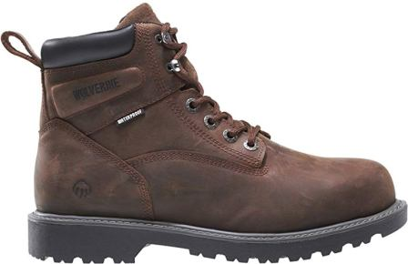 """WOMEN'S FLOODHAND SOFT TOE 6"""" WORK BOOT by WOLVERINE"""
