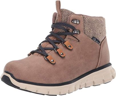 WOMEN'S SYNERGY-MOUNTAIN BOOT BY SKECHERS