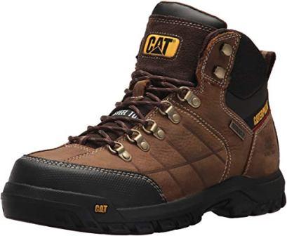 Caterpillar Men's Threshold Wp Steel Toe Industrial Boot