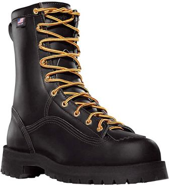 Danner Rain Forest Black Uninsulated