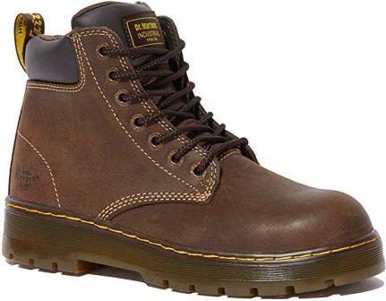 Dr. Martens – Men's Winch Steel Toe Light Industry Boots
