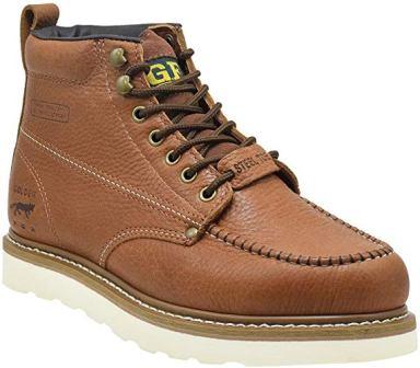 Golden Fox Steel Toe Work Boots