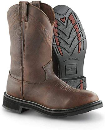 Guide Gear Men's 12-inch Work Boots
