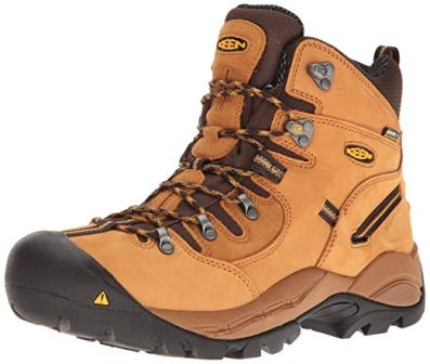 KEEN Utility Men's Pittsburgh 6″ Work Boot