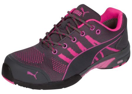 PUMA Safety Women's Celerity Knit SD, Pink - 7