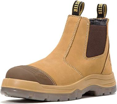 ROCKROOSTER AK227, AK222 Steel Toe Work Boots