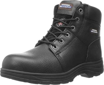 Skechers Workshire Relaxed Fit Work Steel Toe Boot