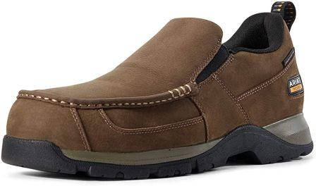 ARIAT Men's Edge LTE Slip-On Work Shoes