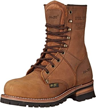 Adtec Women's Work Boots Logger