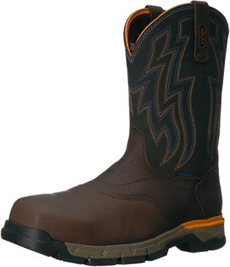 Ariat Work Men's Rebar Western H2O Work Boot